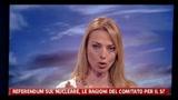 Referendum nucleare, Mariagrazia Midulla: le ragioni del comitato per il SI