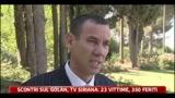 Scontri sul Golan, tv siriana: 23 vittime, 350 feriti