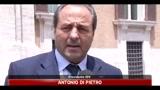 Referendum, Di Pietro: governo ha cercato impedire voto