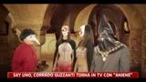 Sky Uno, Corrado Guzzanti torna in TV con Aniene