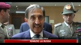 08/06/2011 - Libia, La Russa: stiamo gi facendo molto
