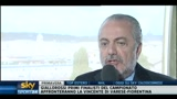 09/06/2011 - De Laurentiis: Per Inler accordo con l'Udinese