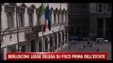 10/06/2011 - Fisco, Bersani: arriva il famoso fisco per l' estate