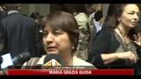 Maria Grazia Guida: voglio mettere in gioco le mie competenze