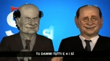 Gli Sgommati, Bersani e Berlusconi cantano S S, No No (Ep. 95)