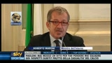 11/06/2011 - Calcio scommesse, incontro con Roberto Maroni