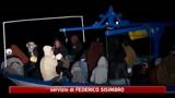 11/06/2011 - Lampedusa, arrivati sull'isola oltre 1500 profughi