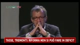 12/06/2011 - Tasse, Tremonti: riforma non si pu fare in deficit
