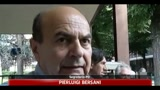 Governo, Bersani: la Lega pensa al dopo-Berlusconi