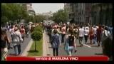 Spagna, indignados ancora in piazza per protestare contro sindaci del PP
