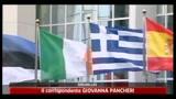 14/06/2011 - Bruxelles, riunione eurogruppo su piano di aiuti per la Grecia