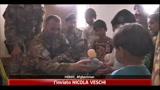 Herat, regali da studenti italiani per bambini di un asilo