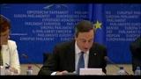 Crisi Grecia, Draghi: BCE contraria a ristrutturazione debito