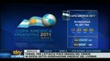 Copa America, rischio rinvio a causa del vulcano Puyehue