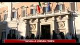 Verifica di maggioranza, Berlusconi martedì in Senato