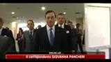 Bce, presidente designato Draghi interviene al parlamento Ue