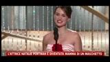 15/06/2011 - L'attrice Natalie Portman è diventata mamma di un maschietto