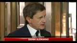 Alemanno: governo non può proseguire con ultimatum Lega