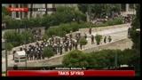 Grecia, sciopero generale contro piano Austerity
