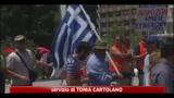 Grecia, Papandreou pronto a lasciare per governo di unità