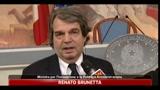 L'Italia peggiore. Brunetta a Radio 24: mi riferivo ai contestatori