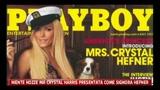 Niente nozze ma Crystal Harris presentata come signora Hefner