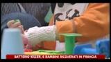 16/06/2011 - Batterio killer, 6 bambini ricoverati in Francia