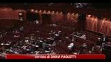 Governo, Fini: Berlusconi e Bossi usciranno di scena insieme