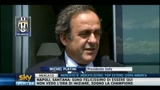 16/06/2011 - Platini tra Juve, Novara e scommesse