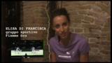 Elisa Di Francisca si prepara ai Mondiali di fioretto