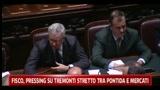 Fisco, pressing su Tremonti stretto tra Pontida e mercati