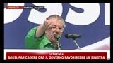 Pontida, Bossi: Berlusconi, può darsi che la Lega dica stop