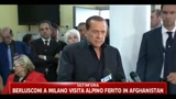 19/06/2011 - Berlusconi, Bossi conferma alleanza senza alternative