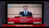 Rivolta in Siria, Assad parla alla nazione