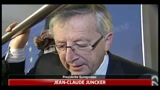Jean-Claude Junker, non ho detto che l' Italia e il Belgio cadranno
