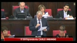 Milano, primo discorso di Pisapia in consiglio comunale