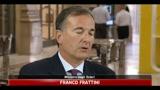 Libia, Frattini: Italia non può sottrarsi a impegni internazionali