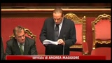 22/06/2011 - Berlusconi, non voglio rimanere per sempre a Palazzo Chigi