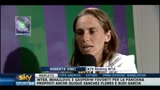 Wimbledon 2011, parla Roberta Vinci