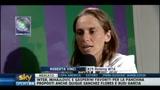 22/06/2011 - Wimbledon 2011, parla Roberta Vinci