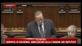 Berlusconi: maggioranza è forte e coesa