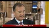 Libia, Frattini: sospensione umanitaria delle ostilità