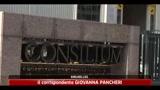 Bruxelles, stasera Consiglio UE su crisi finanziaria