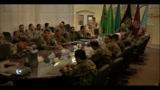 Herat, a Camp Zafaar con l'esercito afghano dell'ovest