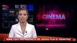 Jamie Foxx protagonista del nuovo film di Tarantino