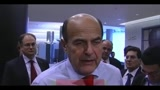23/06/2011 - Bersani, non credo che si arrivi al 2013
