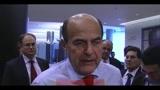 23/06/2011 - Bersani, non credo che si arrivi al 2013