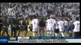 Coppa Libertadores, rissa dopo il fischio finale
