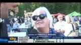 25/06/2011 - Inter, Roberto Vecchioni alla festa dei tifosi