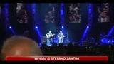 Pino Daniele e Eric Clapton, sul palco chitarra e blues